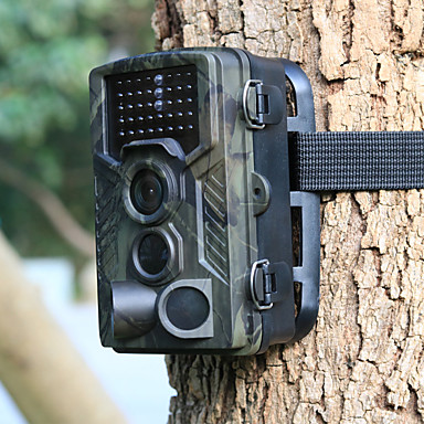 cheap Hunting & Nature-Hunting Trail Camera / Scouting Camera 850 nm 3.1 mm 8MP Color CMOS 1080p