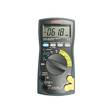 voordelige Test-, meet- & inspectieapparatuur-1 pcs Kunststoffen Multimeter Geschikt / Meten CD770