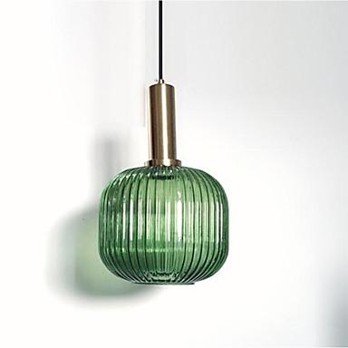 Glob Privjesak Svjetla Ambient Light Slikano završi Metal Glass Kreativan 110-120V / 220-240V