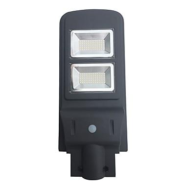 abordables Éclairage Extérieur-1pc 40 W Led Street Light Imperméable / Solaire / Décorative Blanc 3.2 V Eclairage Extérieur / Cour / Jardin 120 Perles LED