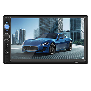 swm 7010b 7 inčni 2 din ostali os auto mp5 uređaj / automobil mp4 player / automobil mp3 player dodirni zaslon / ugrađeni Bluetooth / upravljač upravljača za univerzalnu podršku wmv / rmvb / amv mp3