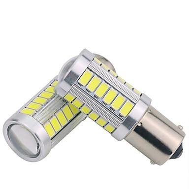 2pcs 1156 Automobil Žarulje 5 W SMD 5630 300 lm 33 LED Žmigavac svjetlo Za General Motors Univerzalno