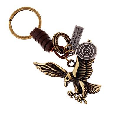 Klasični Tema / Kreativan / Vjenčanje Privjesak favorizira Krom / Teleća koža Privjesci za ključeve - 1 pcs Sva doba