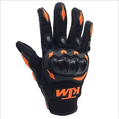 ktm motocikl rukavice muškarci jahanje puni prst prozračne rukavice za motorcross utrke atv prljavštine bicikla za zaštitu na otvorenom