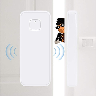 bežični WiFi vrata / prozor senzor za dnevnu sobu obavijest podsjetnik rad s app daljinsko upravljanje nema hub zahtijeva kompatibilan s alexa google home ifttt savori