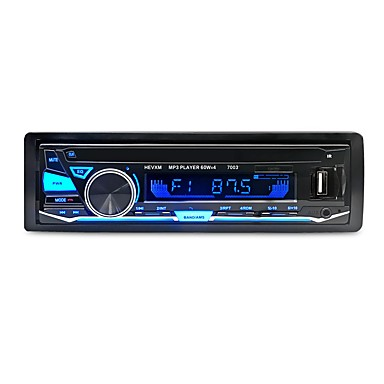 1.5 pollice 1 Din Altro / altri OS MP3 / Trasmettitore FM per Universali Supporto / WMA / Scheda TF