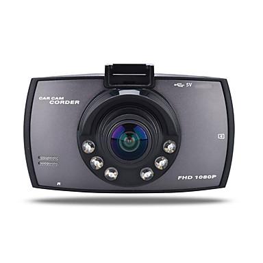 voordelige Automatisch Electronica-720 p auto dvr 170 graden groothoek 12.0mp cmos 2.7 inch tft lcd monitor dash cam met bewegingsdetectie 6 infrarood leds autorecorder