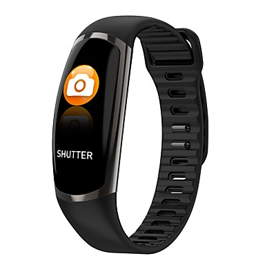 Indear R16 Muškarci Smart Narukvica Android iOS Bluetooth Sportske Vodootporno Heart Rate Monitor Mjerenje krvnog tlaka Ekran na dodir Brojač koraka Podsjetnik za pozive Mjerač aktivnosti Mjerač sna