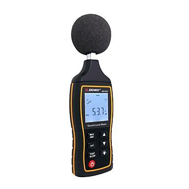 cheap Test, Measure & Inspection Equipment-SW523 40-130dB Digital Sound level meter Decibel meter logger Noise Audio detector Digital Diagnostic-tool Automotive Microphone