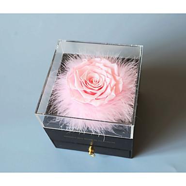 billige Bryllupsgaver-Ikke-personalisert Glass Gaver / Gavebokse Brud / Brudgom / Brudepike Bryllup / Dagligdagstøy -