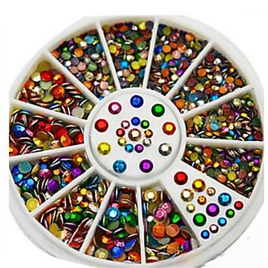 1 pcs Multi Function Ympäristöystävällinen materiaali Nagelsieraden Voor Creatief Nagel kunst Manicure pedicure Dagelijks Modieus