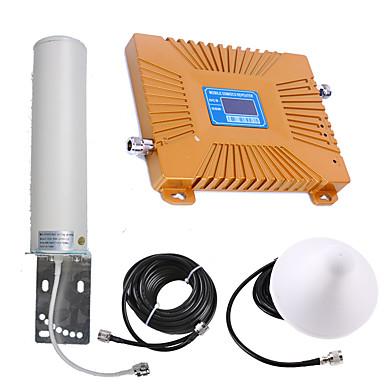LCD zaslon visoke snage gsm / dcs mobitel signala pojačalo pojačalo signala pojačivač 900/1800 dual band