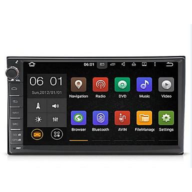 voordelige Automatisch Electronica-DGS7002G 7 inch(es) 2 Din Android 5.0 SCHAR voor Universeel Ondersteuning / MP3 / JPEG / MP4 / JPG / GIF