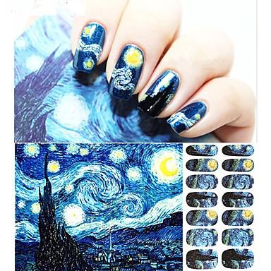 Indipendente 1 Pcs Adesivi 3d Unghie Creativo Manicure Manicure Pedicure Multifunzione - Migliore Qualità Di Tendenza Quotidiano #07054976 Con Le Attrezzature E Le Tecniche Più Aggiornate