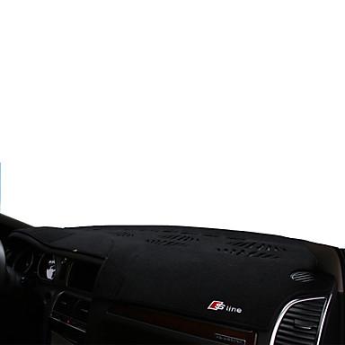 voordelige Auto-cabinematten-Autoproducten Dashboard Mat Auto-cabinematten Voor Audi 2015 2014 2013 2012 2011 2010 2009 2008 Q7