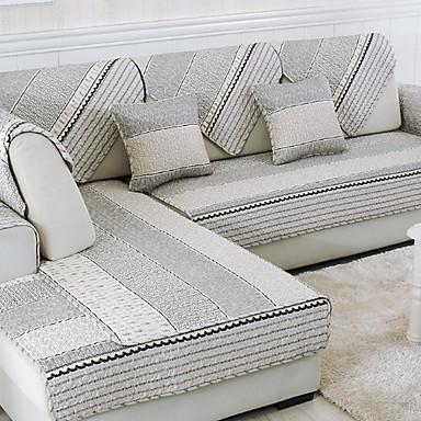 billige Overtrekk-Sofa Pute Trykt mønster / Moderne Reaktivt Trykk Polyester slipcovere