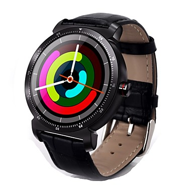 cheap Smartwatches-KING-WEAR® K88H PLUS Men Smartwatch Android iOS Bluetooth Smart Sports Heart Rate Monitor Touch Screen Calories Burned Pedometer Call Reminder Sleep Tracker Sedentary Reminder / Hands-Free Calls