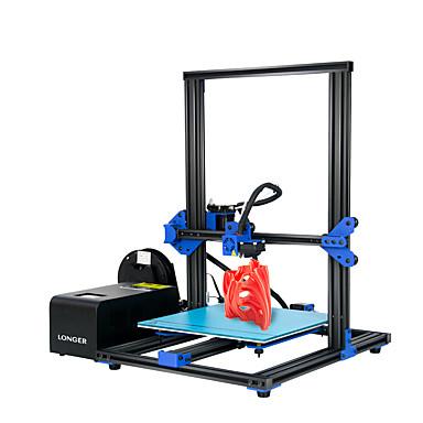 LONGER® LK 1 3D pisač 300x300x400mm 0.4 mm Višefunkcijski / Uradi sam