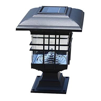 solcellepanel lampe sollys lampe stolpelykter gjerde lamper vegglampe forlykter ledet sollys utendørs hage lys