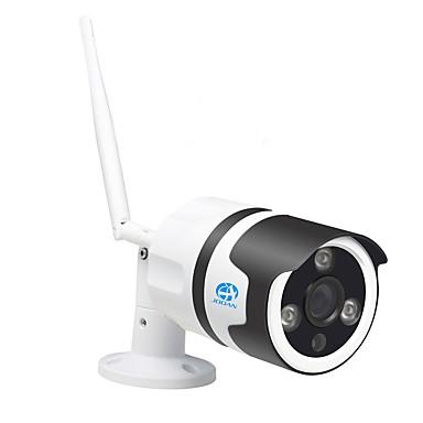 jooan® 1080p wifi vanjski ip kamera vodootporan 2.0mp bežični sigurnosna kamera metalni dvosmjerni audio tf kartica zapis p2p