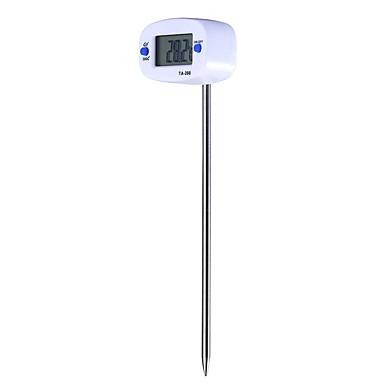 voordelige Test-, meet- & inspectieapparatuur-WINYS TA288 Mini-contact Probes Voedselthermometer -50℃~300℃ Thuis leven, gebruikt voor temperatuurmeting en controle bij barbecue