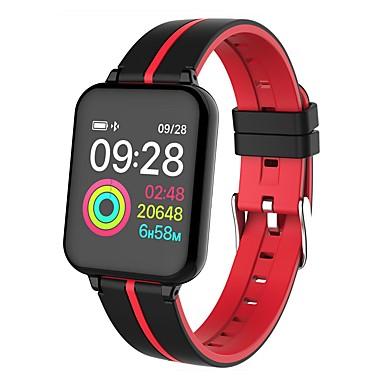 KUPENG B57A Uniseks Smart Narukvica Android iOS Bluetooth Sportske Vodootporno Heart Rate Monitor Mjerenje krvnog tlaka Ekran na dodir Brojač koraka Podsjetnik za pozive Mjerač sna sjedeći Podsjetnik