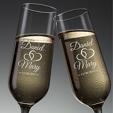 c1f9f073fd2 Glasses / Bamboo Fiber / Glass Toasting Flutes Gift Box Cup / Wedding All  Seasons