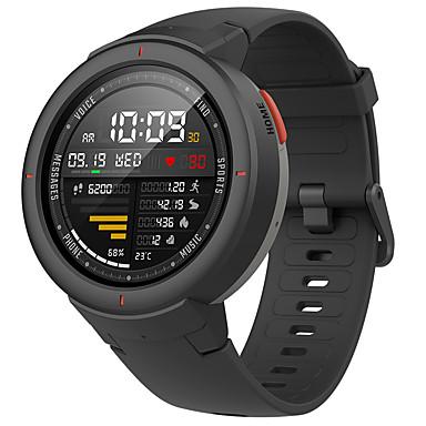 halpa Älykoti-xiaomi huami amazfit verge 3 fiksu kello gps + glonass ip68 vedenpitävä multi-urheilu smartwatch terveys tracker englanti versio