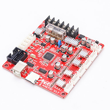 cheap 3D Printers & Supplies-Anet A8 3D Printer Mainboard Anet V1.0 For Reprap Mendel Prusa Control Motherboard