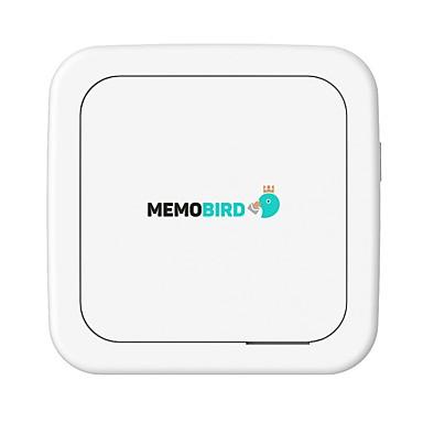 economico Forniture per ufficio e scuola-memobird gt1 stampante portatile personale fai da te per la nota messenge e organizza la foto casa bluetooth termica
