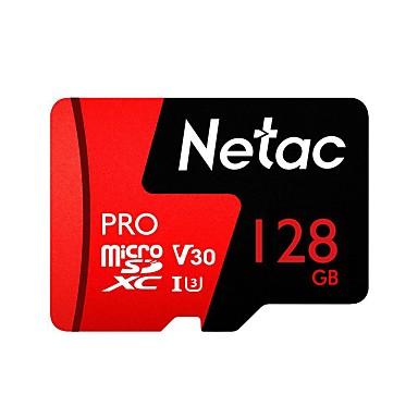 Analitico Netac 128gb Scheda Di Memoria Uhs-i U3 - V30 P500pro #07104028