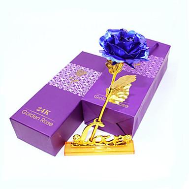 Fleurs artificielles 1 Une succursale Classique Elégant Moderne contemporain Roses Fleur de Table