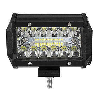 1 Peça Conexão de fio Carro Lâmpadas 72 W 1920 lm 24 LED Luz de Trabalho Para Todos os Anos