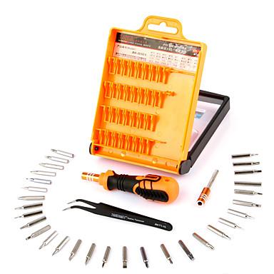 baratos Chaves de Fenda & Soquete-32 in1 conjunto de ferramentas de reparo de bits de chave de fenda conjunto de precisão multifuncional