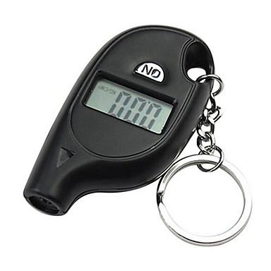 voordelige Test-, meet- & inspectieapparatuur-band luchtdrukmeter digitale auto wiel motorfiets auto 5-150 psi bandenmaat