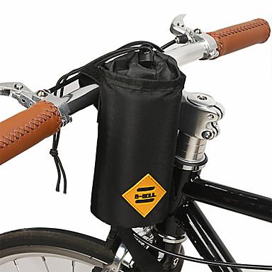 billige Sykkelvesker-B-SOUL 1 L Vesker til sykkelstyre Bærbar Anvendelig Holdbar Sykkelveske Terylene Sykkelveske Sykkelveske Sykling Utendørs Trening Sykkel