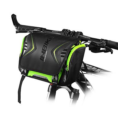 Χαμηλού Κόστους Τσάντες Ποδηλάτου-INBIKE 6 L Τσάντα για τιμόνι ποδηλάτου  Αδιάβροχη Αδιάβροχο Αντανακλαστικές Λωρίδες 32c4c201d88
