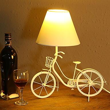 Taiteellinen / Moderni nykyaikainen Uusi malli Pöytälamppu Käyttötarkoitus Makuuhuone / Sisällä Metalli 220V