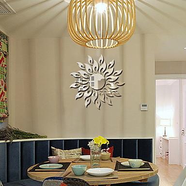 Декоративные наклейки на стены - Простые наклейки Геометрия В помещении