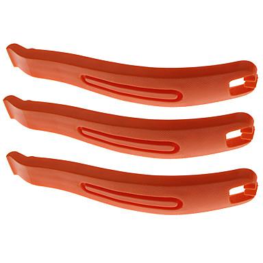 abordables Accessoires de Vélo-Outils de vélo Portable Kit de réparation Multifonctionnel Durable Pour Vélo de Route Vélo tout terrain / VTT Vélo pliant Vélo à Pignon Fixe Cyclisme Plastique Orange
