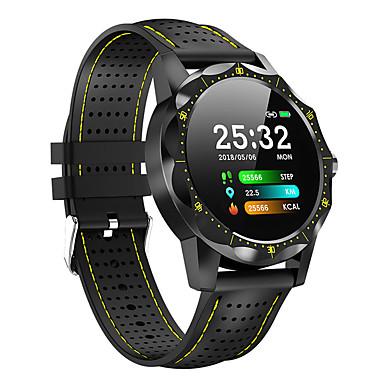 billige Smarture-my1 smart ur bt fitness tracker support underrette & pulsmåler sports smartwatch kompatibel samsung / apple / android telefoner