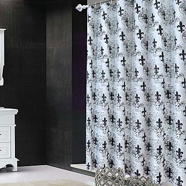 Dusjgardiner & Kroker Moderne / Klassisk polyester Vanntett / Søtt / Nytt Design