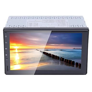 tanie Samochodowy odtwarzacz  DVD-Factory OEM YYD-7020G 7 in 2 DIN Android7.1.1 Wbudowany odtwarzacz DVD 4-rdzeniowy na Univerzál RCA / GPS / Wyjście AV Wsparcie M3V / AMV / MTV WMA / AWB JPEG / GIF / BMP
