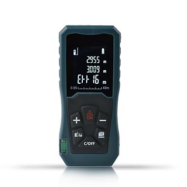 voordelige Test-, meet- & inspectieapparatuur-MESTEK D5 40m Laserafstandsmeter Handheld Design / Makkelijk Te Gebruiken / Hoge kwaliteit Voor kantoor en onderwijs / voor slimme thuismeting / voor technische metingen