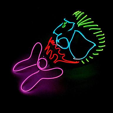 voordelige Feestbenodigdheden-Festival Feestaccessoires Maskit Combinatie Muovi Creatief