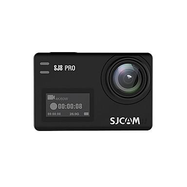 billige Bil-DVR-SJCAM SJCAM SJ8PRO 2160p Mini Bil DVR 170 grader Bred vinkel SONY IMX337 2.33 tommers TFT LCD Skjerm / Kapasitiv skjerm / IPS Dash Cam med WIFI / Loop-opptak / Innebygd Mikrofon Nei Bilopptaker