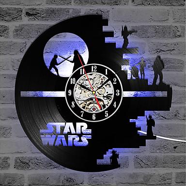 3d yıldız savaşları rekor saat vinil lp boş cd saati