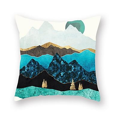 billige Putevar-1 stk Polyester Monogram, Art Deco Mønstret Kunstnerisk Moderne