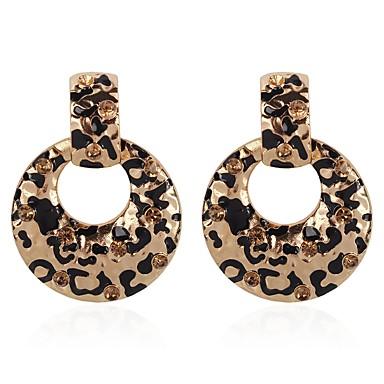 Γυναικεία Γεωμετρική Κουμπωτά Σκουλαρίκια Σκουλαρίκια Εξατομικευόμενο  Κοσμήματα Χρυσό Για Δώρο Καθημερινά Κλαμπ Μπαρ 1 Pair 4460204cd7a