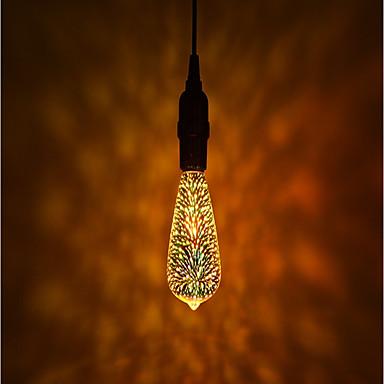 1kpl 7 W LED-pallolamput 510-610 lm E26 / E27 35 LED-helmet 85-265 V